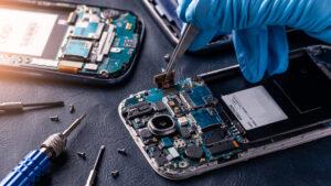 تعمیرات تخصصی موبایل